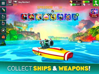 Battle Bay Ver. 4.8.22677 MOD Menu APK | Move Speed 7