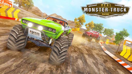 Monster Truck Car Racing Game apktram screenshots 12