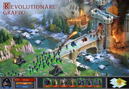 Throne: Kingdom at War Screenshot