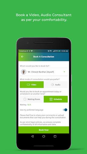 DocOnline - Online Doctor Consultation App modavailable screenshots 2