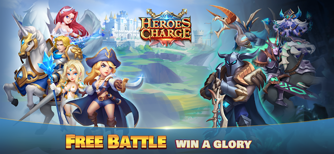 Heroes Charge Screenshot