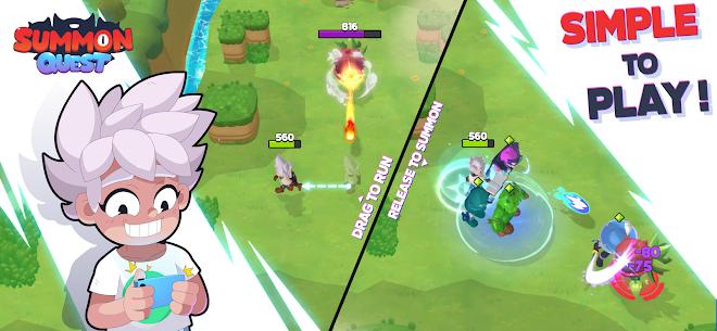 Summon Quest Mod Apk 0.5.2 (Mod Menu) 2