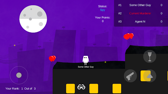 Spy.io – Multiplayer Shooter Hack for iOS and Android 1