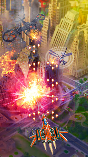 HAWK: Airplane games. Shoot em up  screenshots 21