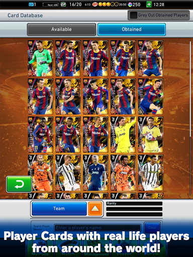 PES CARD COLLECTION apktram screenshots 14