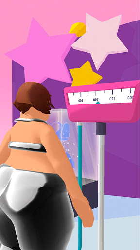 Body Race Challenge : Fat 2 Fit! apkpoly screenshots 3