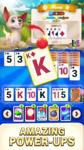 Solitaire Pets - Fun Card Game 2.42.610 screenshots 1