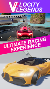 Velocity Legends - Crazy Car Action Racing Game 1.29