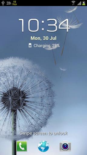 show battery percentage screenshot 1