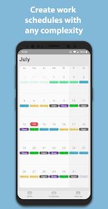 Simple Shift - work schedule 1.27.3 (Pro)