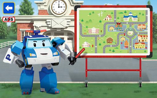 Robocar Poli: Mailman! Good Games for Kids!  screenshots 15