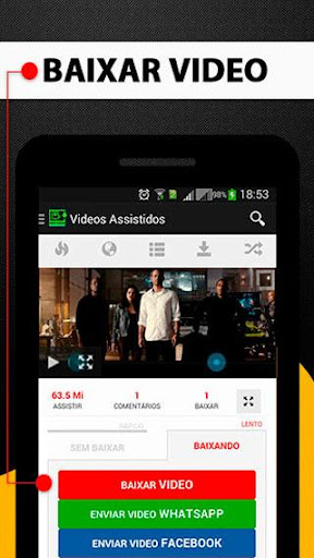 videos para whatsapp de status e stories screenshot 2