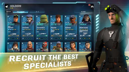 Tom Clancy's Elite Squad - Military RPG  screenshots 1