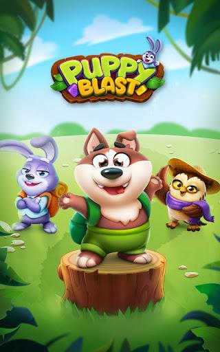 Puppy Blastu2122ufe0f - pets puzzle adventure 1.0.39.368 screenshots 10