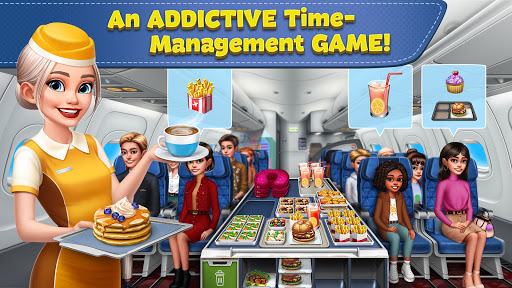 Airplane Chefs - Cooking Game  screenshots 1