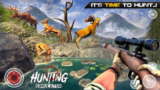 Wild Assassin Animal Hunter: Sniper Hunting Games  screenshots 4