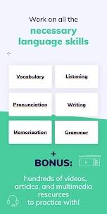 MosaLingua Medical English APK 5