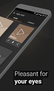 Blue Light Filter & Night Mode – Night Shift Pro v4.1.9 (Patched) 2