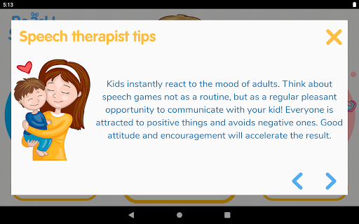 Reach Speech: Speech therapy for kids and babies  screenshots 15
