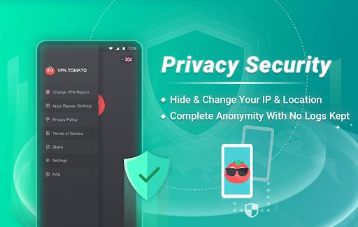 Free VPN Tomato   Fastest Free Hotspot VPN Proxy apktram screenshots 15