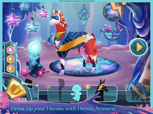 EverRun: The Horse Guardians - Epic Endless Runner screenshots 8