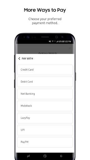 Samsung Shop 1.0.21028 Screenshots 8