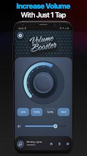 Volume Booster - Sound & Loud Speaker Booster