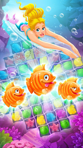 Mermaid - treasure match-3 2.42.0 screenshots 23