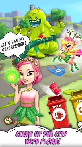 Power Girls Super City - Superhero Salon & Pets 7.0.50010 Screenshots 6