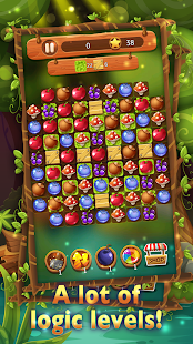 Mystery Forest - Match 3