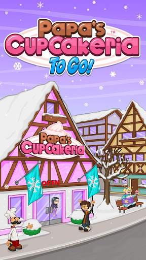 Papa's Cupcakeria To Go!  screenshots 1