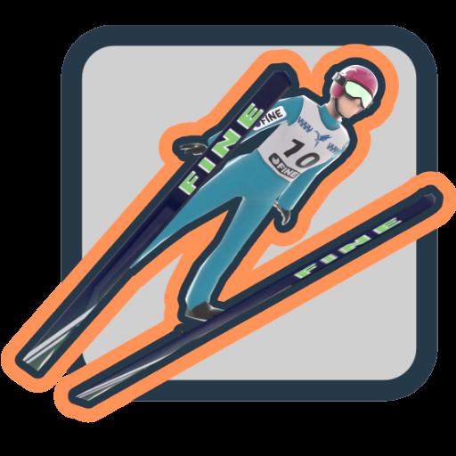 Fine Ski Jumping