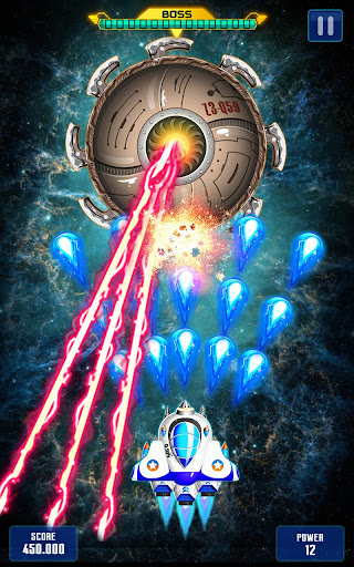 Space shooter – Galaxy attack – Galaxy shooter