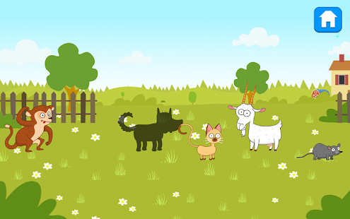 The Blue Tractor: Fun Learning Games for Toddlers 1.2.0 Screenshots 15