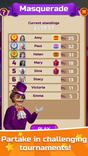 ud83cudfaaCircus Words: Free Word Spelling Puzzle  screenshots 2