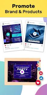 Social Media Post Maker - Make Social Videos 28.0 Screenshots 5