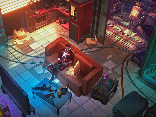 Cyberika: Action Adventure Cyberpunk RPG 1.0.0-rc326 screenshots 8