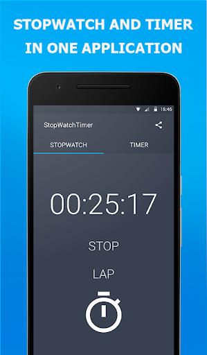 Stopwatch Timer Original 2.1 Screenshots 1