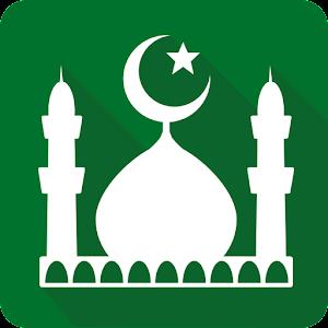 Muslim Pro Prayer Times Azan Quran Qibla 11.3.7 by Bitsmedia Pte Ltd logo