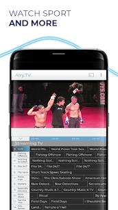 Free TV, Free Movies, Entertainment, AiryTV 2.9.8 Apk 4
