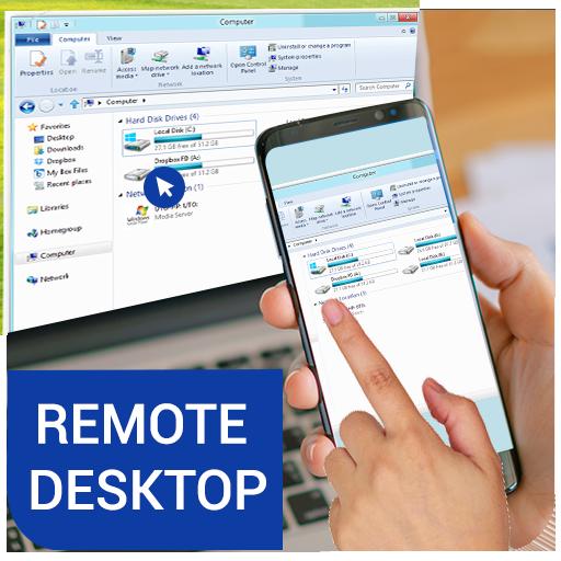 Baixar Remote Desktop (Rdc) - PC Controller With Mobile