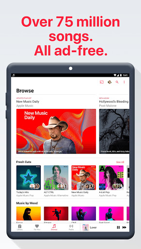Apple Music apktram screenshots 6