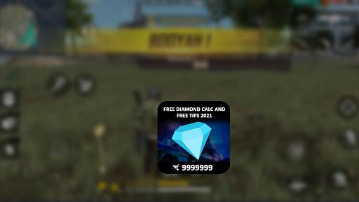 FF Master - Free Diamond Calculator and Guide 2021 screen 0