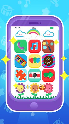 Baby Real Phone. Kids Game  screenshots 1