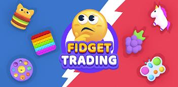 Jugar a Fidget Toys Trading: fidget trade relaxing games gratis en la PC, así es como funciona!