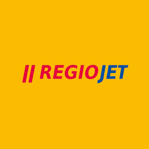 RegioJet: Train &amp Bus Tickets