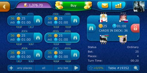 Durak LiveGames - free online card game  screenshots 7