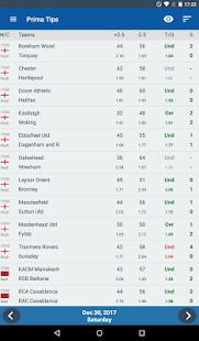 Football Predictions Prima Tips 6.0 Screenshots 11