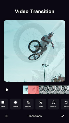 Video Editor, Movie Maker & Video Effect- LanMe screenshots 2