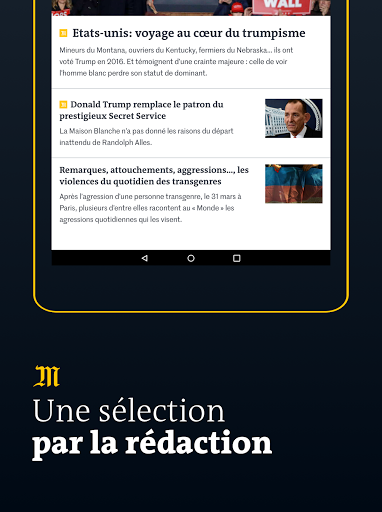 Le Monde | Actualitu00e9s en direct 8.16.8 Screenshots 19